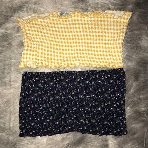 Bandeau/tube top bundle